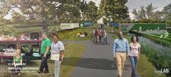 Imagine a green, healthy community space on Barham Street!!